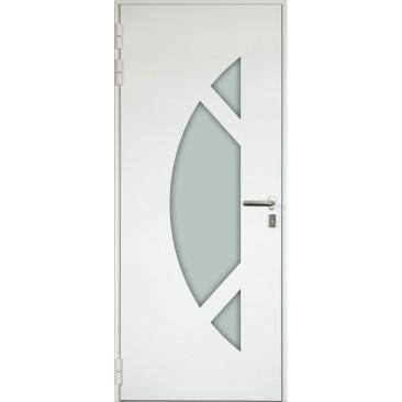 Puerta de acero tipo taller