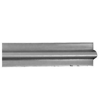 Canaleta de correr en aluminio