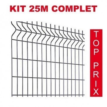 Kit 25m completo para red...