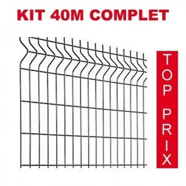 Kit 40m completo para red...