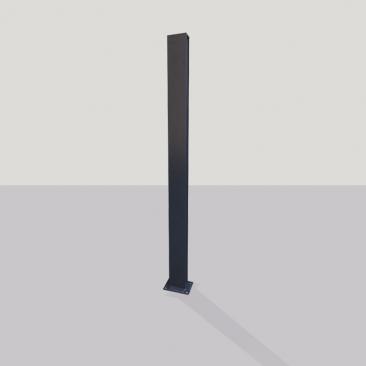 Pilar para Cerca de Aluminio