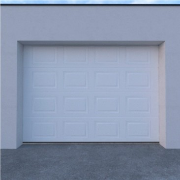 Puerta de garaje Seccionada...