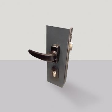 Cerradura sin cilindro