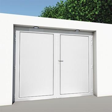 Puerta De Garaje Alumínio...